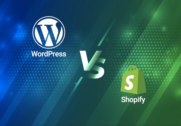 קרב הענקיות: Shopify VS WordPress